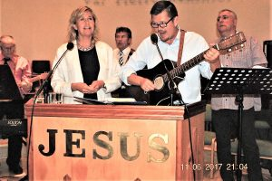 Read more about the article Haakon L. Martinsen: fast evangelist